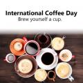 С Днем Кофе!