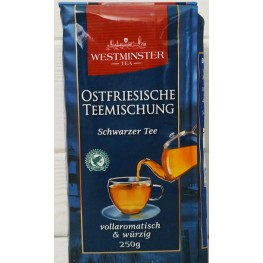 Чай черный Westminster tea 250г