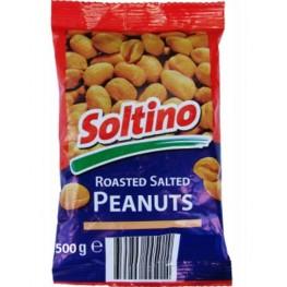 Арахис соленый Soltino 500г