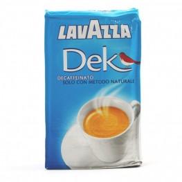 Кофе молотый Lavazza DEK без кофеина 250г