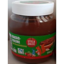 Шоколадно-ореховая паста Kakao-creme  TM Stilla Dolce 750г