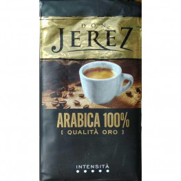 Молотый кофе Don Jerez 250 г 100% Арабика