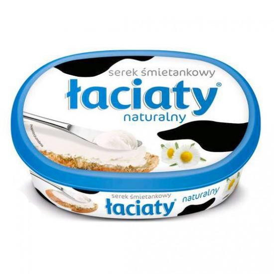 Сливочный сыр Laciaty 135 г, Польша