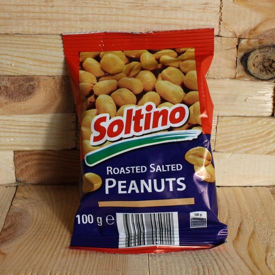 Арахис соленый Soltino 100г