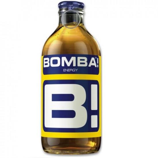 BOMBA! ENERGY DRINK энергетический напиток 250 мл