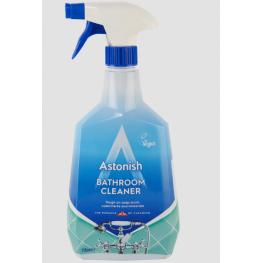Спрей для чистки ванной  Astonish Bathroom Cleaner 750 мл