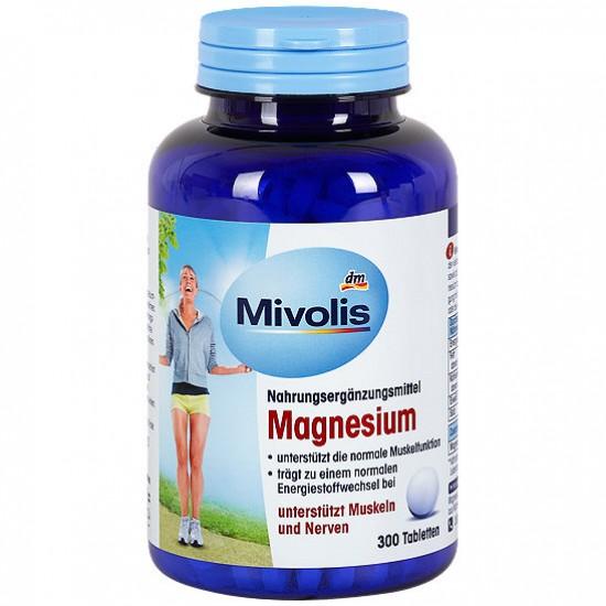 Витаминный комплекс Mivolis Magnesium 300шт