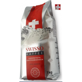 Кофе зерно Swisso Kaffee 100% Arabica 1кг