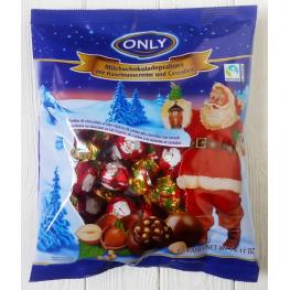 Шоколадные конфеты пралине Only Австрия 400 г