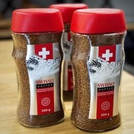 Кофе растворимый Swisso Kaffee 200г