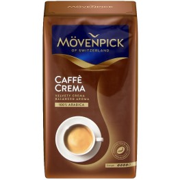 Кофе молотый Movenpick  Caffe Crema 500г