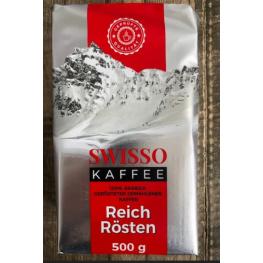 Кофе молотый Swisso Kaffee, 500г 100% арабика