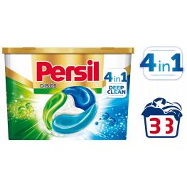 Капсулы Persil 4 in 1 discs  Universal 33шт