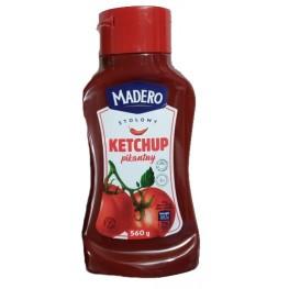 Кетчуп Madero  Ketchup Pikantny (Пикантный)  560г