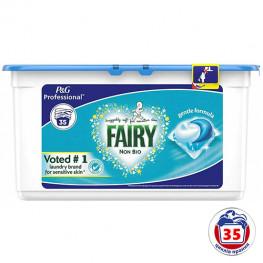 Капсулы для стирки Fairy 3 в 1 Non Bio  35 шт
