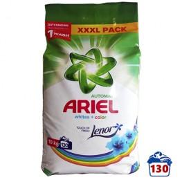 Стиральный порошок Ariel + Lenor  10кг XXXL