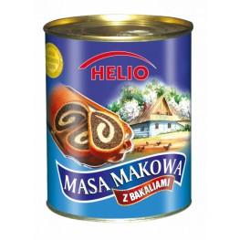 Маковая масса Helio Masa Makowa 850г