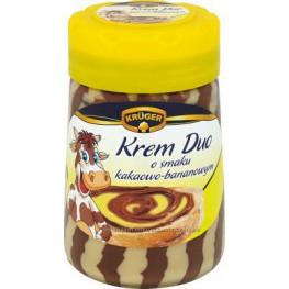 Шоколадная паста Kruger Krem Duo