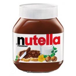 Шоколадно ореховая паста Nutella 600г